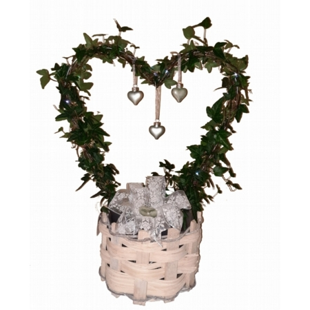 Heart Ivy Topiary