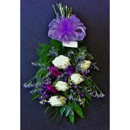 White and Lilac Sheaf