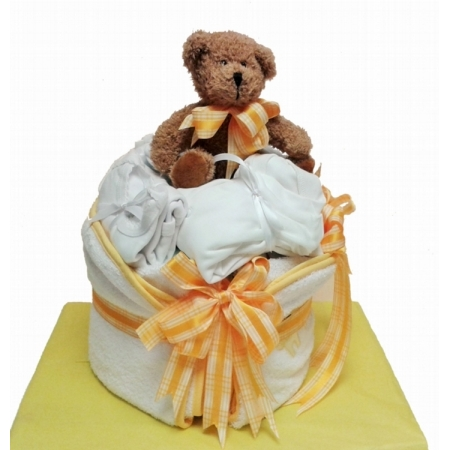 Small Nappy Cake