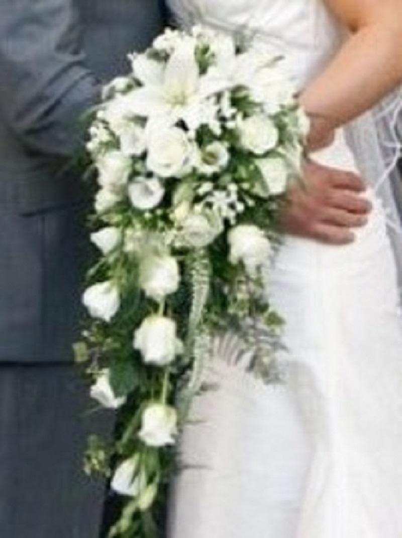bridal shower bouquets