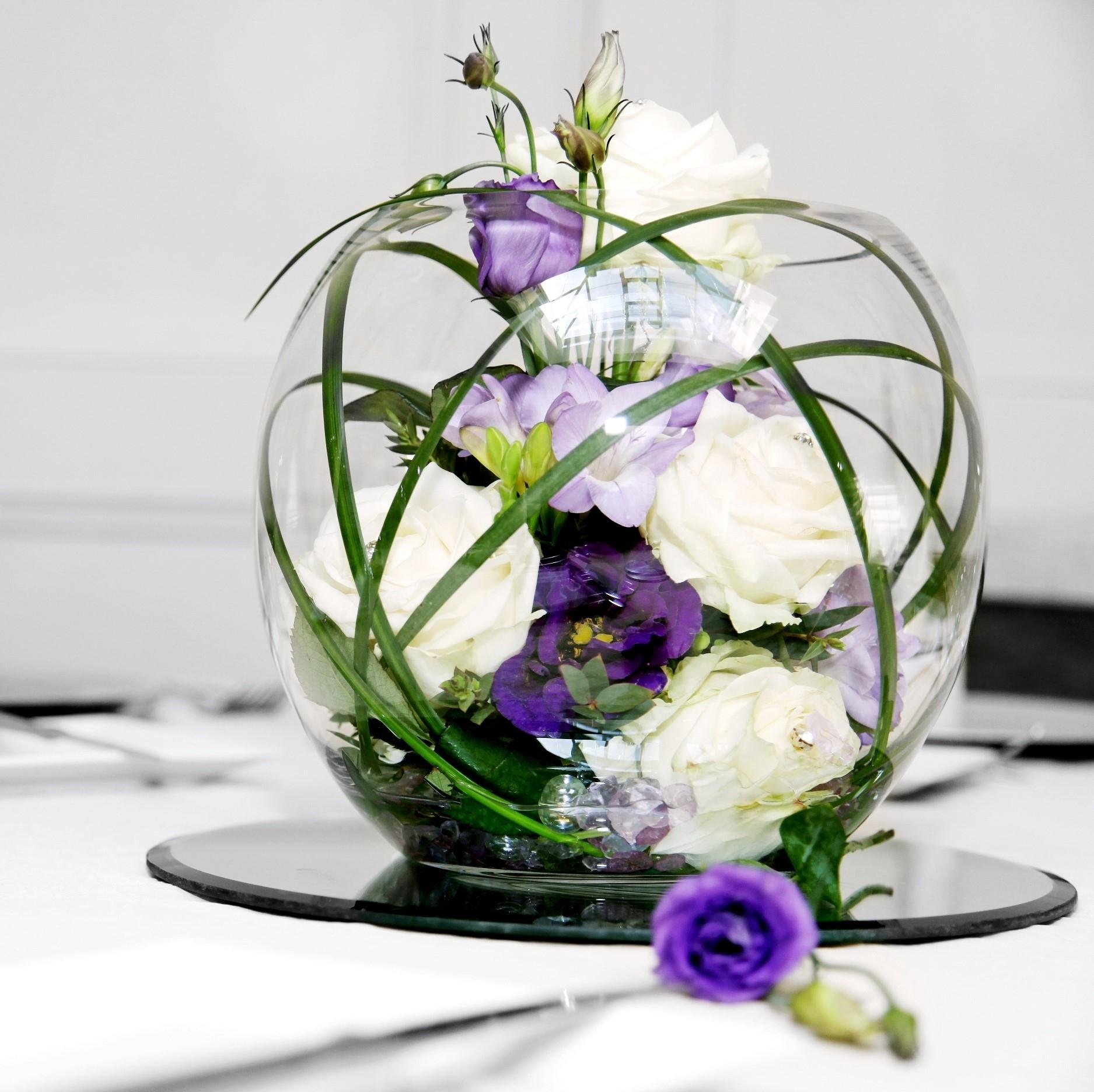 Table Centre Arrangements Belper Florist Derby Flowers Floraline