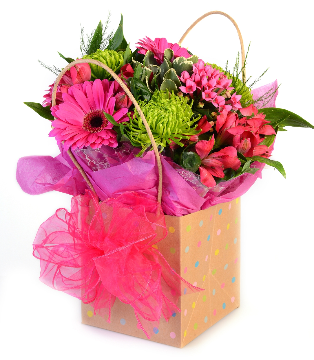 Hints Tips For Selecting Flowers Belper Florist Derby Flowers